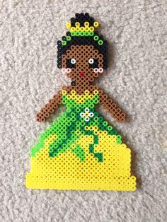 Tianna perler beads by Amy Johnson Castro