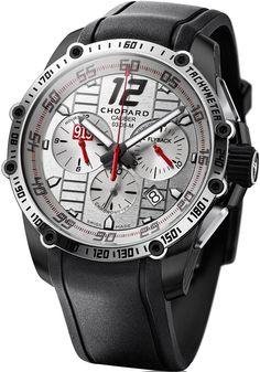 Chopard Superfast Chrono Porsche 919 for Only Watch 2015 > http://maisonchaplin.blogspot.com/2015/07/chopard-porsche-919.html