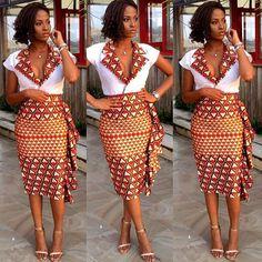 Hottest Shweshwe Dresses 2019 for Ladies; Recent Super Stylish & Lovely Shweshwe Dresses African Print Dresses, African Fashion Dresses, African Dress, Ankara Fashion, African Prints, African Attire, African Wear, African Women, African Inspired Fashion