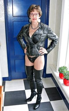 Jane Moore, Alpha Female, Sexy Boots, Vintage Leather, Retro, Thighs, Poses, How To Wear, Stilettos