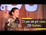 YOU Can Do Anything! Why Not Change The World? Winner of the CNN Hero of the Year Award, Maggie was just an average gap year student trying to find her way i. World Winner, Chemical Bond, You Can Do Anything, Gap Year, Orphan, Change The World, Raising, Student, Inspiration