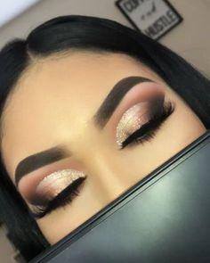 Cute Makeup Looks, Fancy Makeup, Creative Eye Makeup, Prom Makeup Looks, Colorful Eye Makeup, Glam Makeup, Pretty Makeup, Skin Makeup, Makeup Inspo