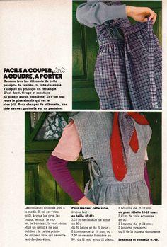 100 idées magazine N°23 Facile à couper, à coudre, à porter, robe chasuble