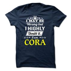 CORA - i may beCORAt shirts, tee shirts