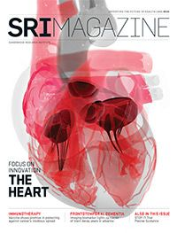 Read the new issue of our SRI Magazine, Inventing the Future of Health Care