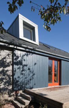 Contemporary Loft Dormer Extensions On Pinterest Roof
