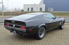Ford - Mustang Mach1 - 1971