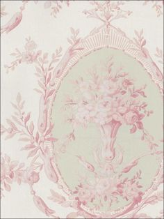 Damask - 291-71901 from Willow Cottage book