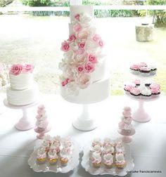 Cupcake: Casamento na Quinta da Pedra Salgada