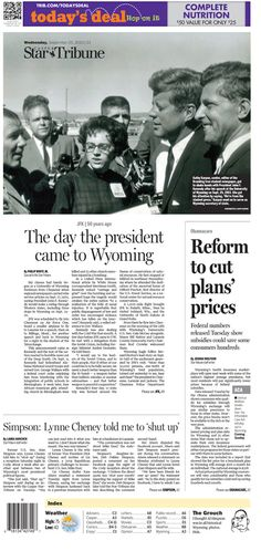Front page 9/25/13
