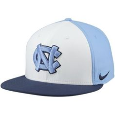 4130311569f Nike North Carolina Tar Heels (UNC) True Snapback Hat - Carolina Blue White