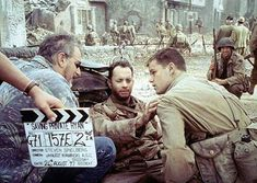 BROTHERTEDD.COM John H Miller, My Future Job, Saving Private Ryan, Classic Movie Stars, Matt Damon, Steven Spielberg, Real Hero, Tom Hanks, Insta Posts