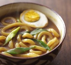 Curry Udon Noodles