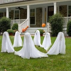 Amazon.com: Ghostly Group Lawn Decoration: Toys & Games
