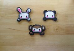 Items similar to Escoge 1 conejo, Panda, mono Sprite imán on Etsy