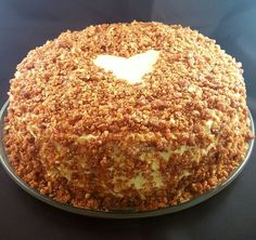 Traditional Cakes, Cookie Pie, Let Them Eat Cake, I Love Food, Cake Recipes, Food And Drink, Cooking Recipes, Favorite Recipes, Sweets
