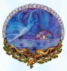 marcus & co jewelry | Marcus & Co. Brooch early 1900's