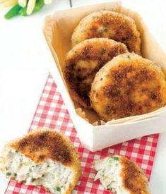 Il vous reste du poulet cuit, du rôti de porc ou de bœuf, un peu de purée de pommes de terre de la veille et du fromage? C'est le moment de cuisiner ces croquettes « touski »