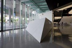 MAXXI Museum, Rome |  Zaha Hadid