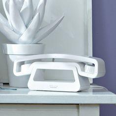Truffol.com | Swiss Voice Telefon € 69,95. #design #tech #gadgets #home #retro #modern
