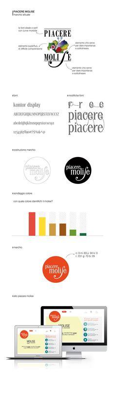 Restyling del sito www.moliseturismo.eu, portale del turismo della regione, insieme a questa rivisitazione verrà eseguita anche quella del marchio Piacere Molise, in modo da renderlo più accattivante e coerente con la nuova linea grafica della comunicazione regionale.