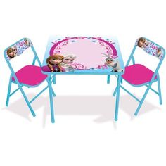 Disney Frozen Erasable Activity Table Set with 3 Markers - Walmart.com = (Savanna & Maci... Uncle Jerry)