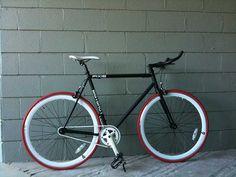 Fixed Gear #fixie #fixed #bicycle #bike