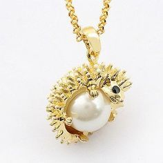 hedgehog jewelry - Google Search