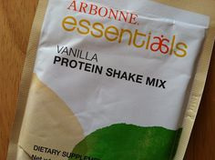 Check out the Hungry Hungry Hippie's recipe for an Orange Julius shake... using Vanilla Protein shake mix from Arbonne :o)  order some here:  http://marielee.myarbonne.com/