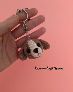 The last # I made # dog # model # thin # working # made # keychain # Gö # # detailed # way # # dog # complete # done # show # – crochet pattern Marque-pages Au Crochet, Crochet Amigurumi, Crochet Motifs, Crochet Gifts, Cute Crochet, Amigurumi Patterns, Amigurumi Doll, Crochet Dolls, Crochet Patterns