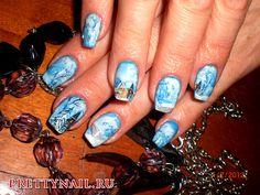 Картинки по запросу художественная роспись ногтей