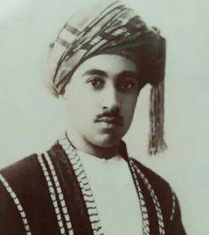 Sultan Said bin Timor father of Sultan Qaboos