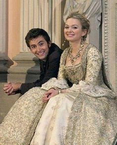The girl in the fireplace | Doctor Who with David Tennant and Sophia Myles