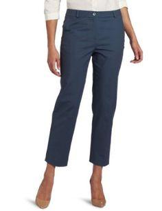 Jones New York Women's Skinny Pant, Slate Blue, 10 Jones New York. $68.56