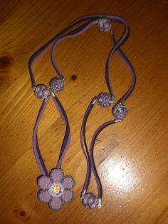 https://flic.kr/p/8viz5q | collar | Collar con bolitas Milde y Minueto