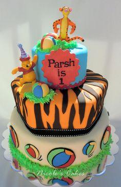 tigger 1st birthday party - Google Search
