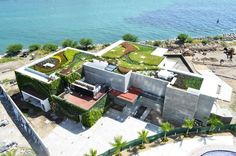 Project Name: Casa Vallarta Greenwalls Year: 2012 www.fb.com/architectural.gallery