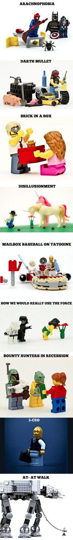 Lego media.