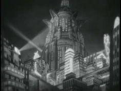 "Fritz Lang's 1927 Film ""Metropolis"" Metropolis Film, Metropolis Fritz Lang, Film D'action, Film Stills, Film Icon, Vaporwave, Paris 1900, Occult Symbols, Tower Of Babel"