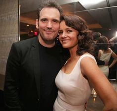 Carla Gugino and Matt Dillon Carla Gugino, Matt Dillon, Entertaining, Couple Photos, Couples, Fictional Characters, Couple Shots, Couple Pics, Couple Photography