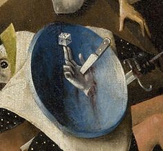 The Esoteric Hieronymus Bosch … Hieronymus Bosch, Shield Tattoo, Pieter Bruegel The Elder, Art Roman, Jan Van Eyck, Blue Shield, Garden Of Earthly Delights, Edouard Vuillard, Great Paintings