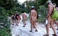 Victory for French naturists as naked rambler scores court victory - Telegraph