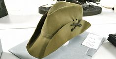 The Teddy Roosevelt Collection:  President Theodore Roosevelt's iconic Rough Riders hat