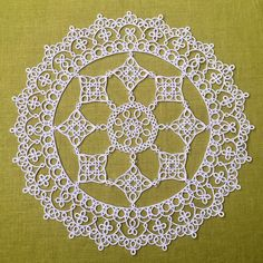 tatting lace, Marmelo