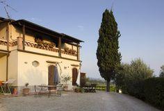Torreprima Farmhouse in San Gimignano Tuscany www.torreprima-ho...