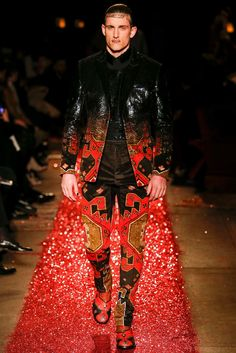 Givenchy Fall 2015 Menswear Collection Photos - Vogue