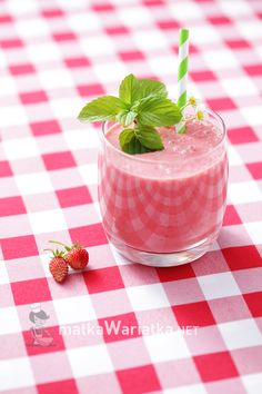 strawberry coctail :)