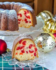 Newfoundland Cherry Cake is a big local favourite especially during the Holidays. The secret in this recipe is undiluted evaporated milk for added richness. Christmas Desserts, Christmas Baking, Christmas Recipes, Christmas Cakes, Christmas Pudding, Holiday Cakes, Holiday Baking, Cupcakes, Cupcake Cakes