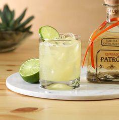 Enjoy Perfect Patrón Margarita, a cocktail made with @Patrón Reposado.