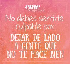 #PostEmeDelDia: Rodéate de personas que saquen lo mejor de ti y aléjate de la gente tóxica